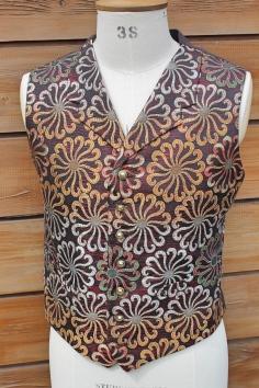 Waistcoat Pattern Matching